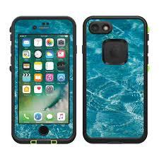 Apple Iphone 7 Lifeproof Case Custom Skin Vinyl Phone Case Wrap Sticker