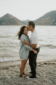 Priscilla + Ryan | Queenstown Engagement Session - Kate Roberge