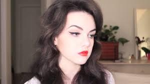 50 s style eye makeup saubhaya makeup