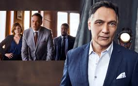"Jimmy Smits Stars In NBC's New Crime Drama ""Bluff City Law"" 