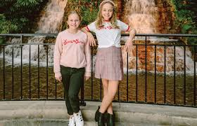 Witherspoon Sisters Launch New Line to Inspire Girls - Nashville fun and  things to do for parents and kids