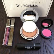 wantable makeup review february 2017