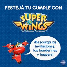 Vulcanita A Twitter Superwings Y Nosotros Queremos Desearle Muy