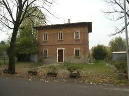 Modena-Ferrara 100 anni fa il treno, Stazione di San Matteo della Decima