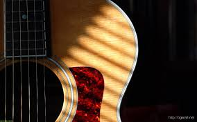 best acoustic guitar wallpaper hd