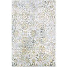 distressed yellow area rugs rugs