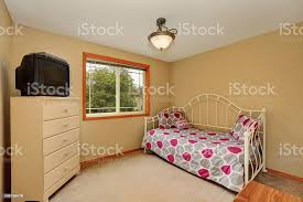 Small Kids Room Interior With Simple Design Stock Photo Download Image Now Istock