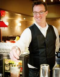 Hey Bartender: Aaron Butler from Russell House Tavern, Cambridge, MA |  DRINKING IN AMERICA