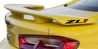 Gen 6 Camaro 2016 Zl1 Spoiler Decal Multiple Options M240