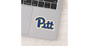 Pitt Sticker Zazzle Com