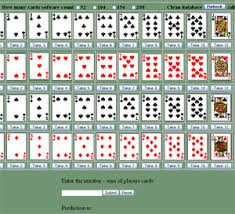 new blackjack card counting software