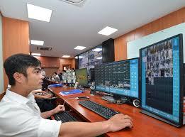 """Mắt thần"""" camera giám sát an ninh trật tự giăng khắp trung tâm TPHCM"""