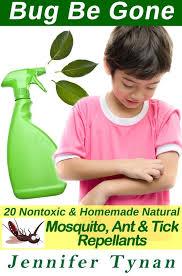 non toxic natural homemade mosquito