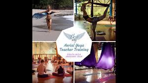 aerial yoga teacher costa rica
