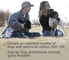Sportdog Brand In Ground Fence Systems From The Parent Company Of Invisible Fence Brand Underground Wire Electric Fence Tone Vibration Static 100 Acre Capability Remote Trainer Option Amazon Ca Pet Supplies