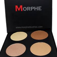 morphe highlighter kit face makeup