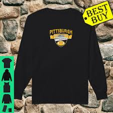 Official PITTSBURGH Skyline 6 Time Championship Title Football ...