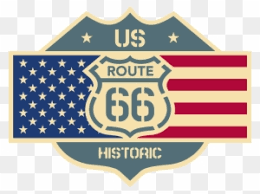 Route 66 Sticker Car Decal Logo Vinyl Sticker Decals Route 66 Truck Helmet Siz Sports Free Transparent Png Clipart Images Download