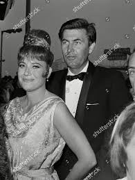 Actor Fess Parker his wife Marcella arrive Editorial Stock Photo - Stock  Image | Shutterstock