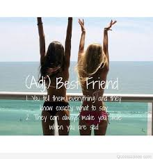 best friends instagram quotes