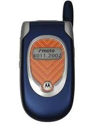 Motorola V295 Specs - Technopat Database