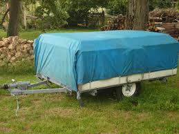Rapido confort, la caravane pliante en bois   Dans une contrée du Perche