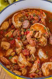 Easy Jambalaya (Chicken, Shrimp and ...