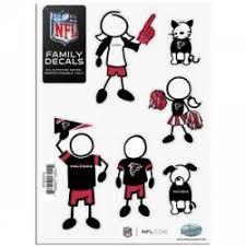 Atlanta Falcons Stickers Decals Bumper Stickers