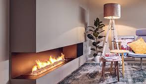 bioethanol fires from attika stylish