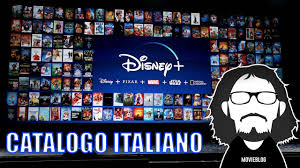 DISNEY+: ECCO PARTE DEL CATALOGO ITALIANO - YouTube