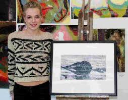 Polly's picture on show | Salisbury Journal