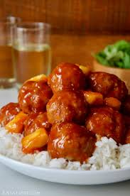 baked sweet and sour meat just a