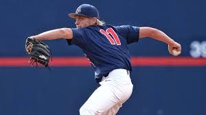Wesley Scott - Baseball - University of Arizona Athletics