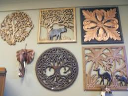 carved wood wall art australia