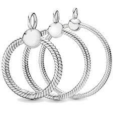 large o necklace pendant fit pandora