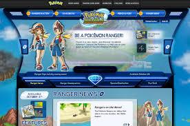 Pokémon Ranger: Guardian Signs Official Website Launches ...
