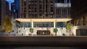 Michigan Avenue - Apple Store - Apple