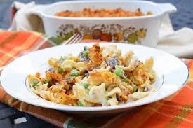 Tuna Noodle Casserole - Low Fat Recipe ...