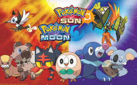 136 pokémon sun and moon hd wallpapers