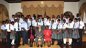 thebahamasweekly.com - Doris Johnson Senior High honour roll visit ...