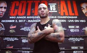 counting down to cotto ali dec 2 at