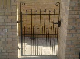 garden gates in northern ireland bam