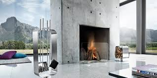 modern contemporary fireplace screens