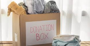 drop off clothing donations