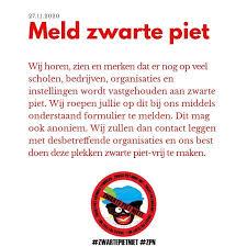 Zwarte Piet Niet - Posts | Facebook