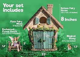 joykick fairy garden house kit