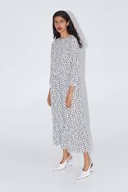 zara s 39 99 polka dot maxi dress has