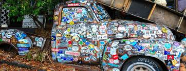 How To Remove Stickers And Window Decals From Your Car