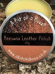 beeswax leather polish