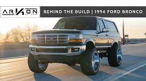 1994 Ford Bronco ...